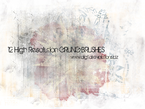 brush grunge prev Free Grunge Photoshop Brushes revolutions photoshop grunge free digital brushes