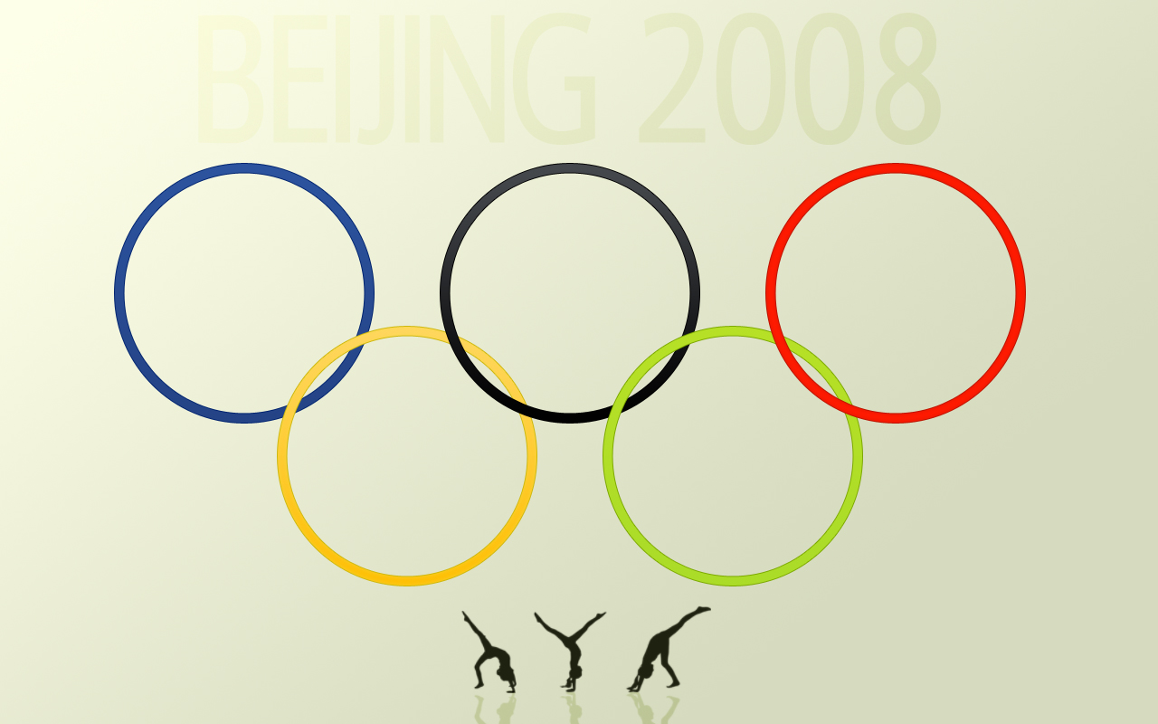 favorite country with Digital Revolutions' Beijing Olympic wallpaper.