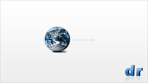 earthday prev Earth Day 2009 Desktop Wallpaper wallpaper revolutions earth digital day 2009