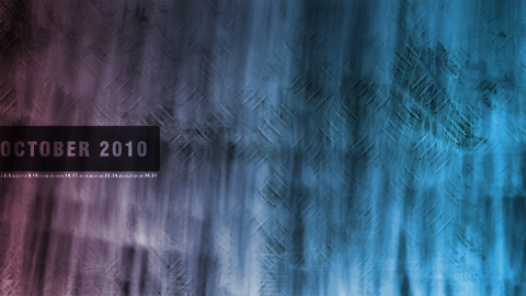 october2010 prev October 2010 Desktop Calendar Wallpaper wallpaper october hd desktop cool calendar abstract 2010